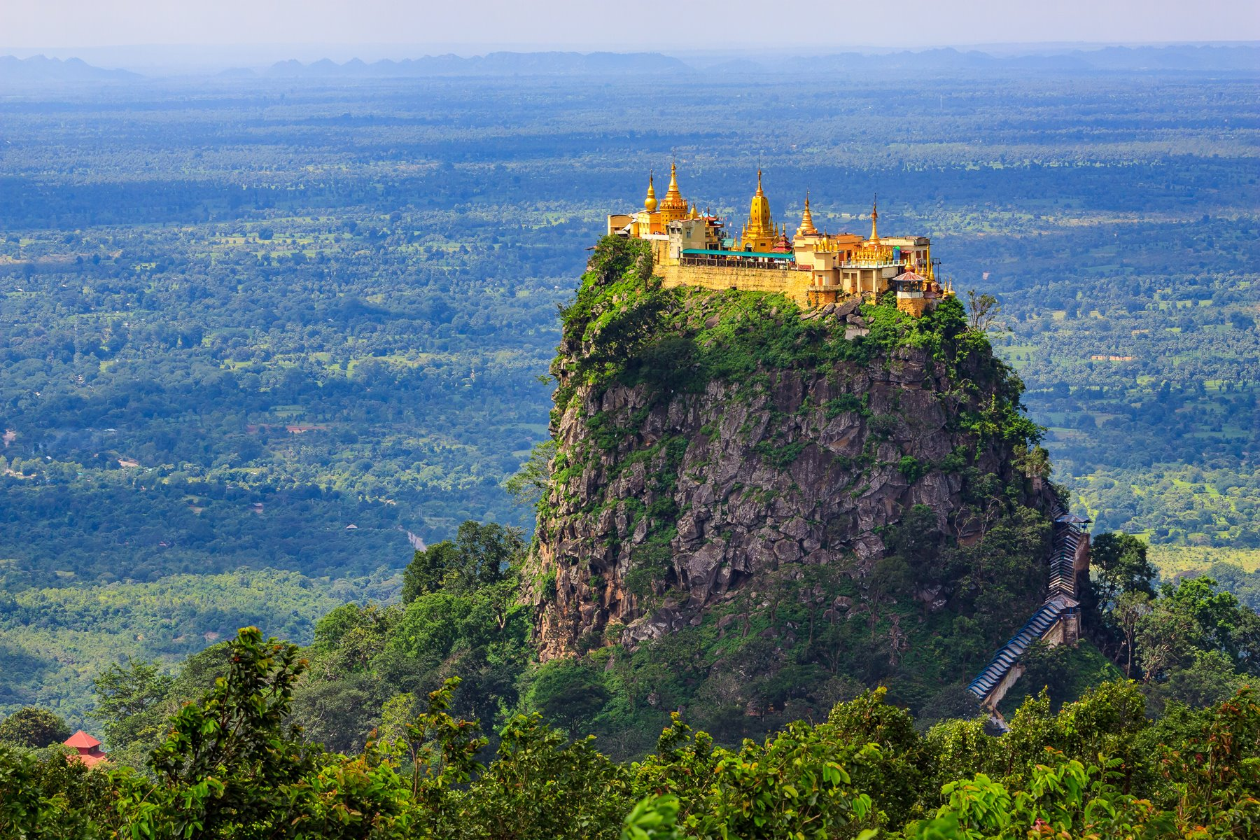 7 Destinasi Wisata di Myanmar yang Bisa Anda Kunjungi Tahun 7