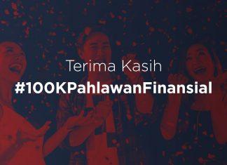 #100KPahlawanFinansial, Pencapaian Terbaru KoinWorks pada 2018