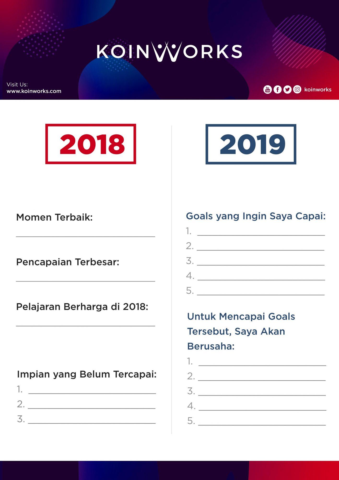 Download Kalender 2019 Indonesia Dan Persiapkan Tahun Depan Lebih Baik