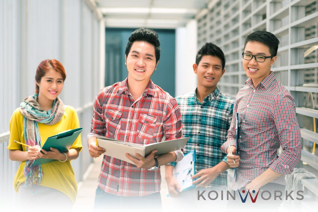 belajar teman perpustakaan- persiapan studi ke luar negeri