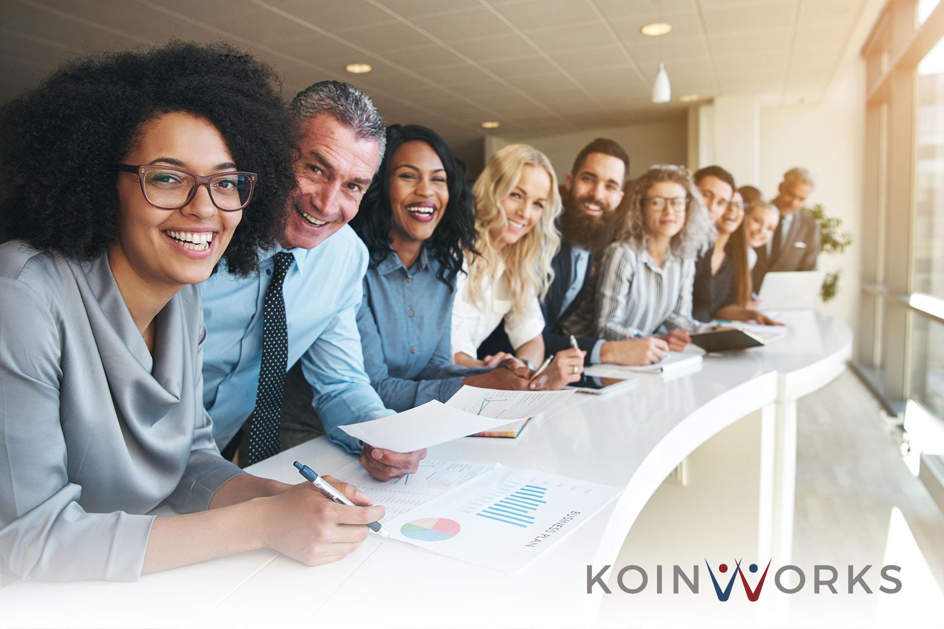 kantor kerja meeting 9 Cara yang Bisa Dilakukan Untuk Meningkatkan Keterampilan Sosial