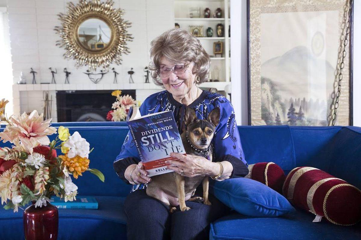 Geraldine Weiss theglobeandmail