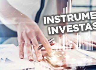 header INFOGRAFIK: Instrumen Investasi dan Untung Ruginya