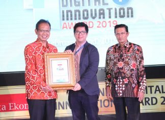 KoinWorks Raih Indonesia Digital Innovation Award 2019 dari Warta Ekonomi