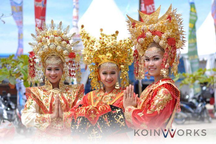 5 Biaya Pernikahan Adat Termahal di Indonesia - minangkabau