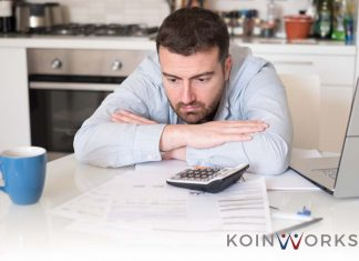 tagihan-bengkak-banyak-stress-tagih-bon-bill-5 Tanda Gaji Bulanan Anda Ternyata Belum Cukup-credit scoring