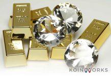 investasi emas - investasi berlian