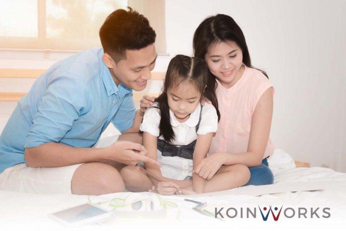 anak - keluarga - orang tua - pendidikan