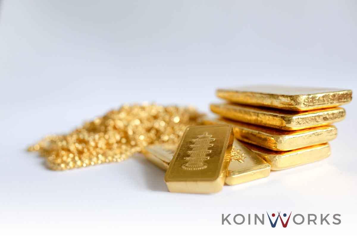 membeli emas batangan atau emas perhiasan