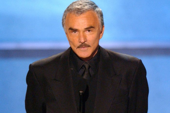 Burt Reynolds TVGuide