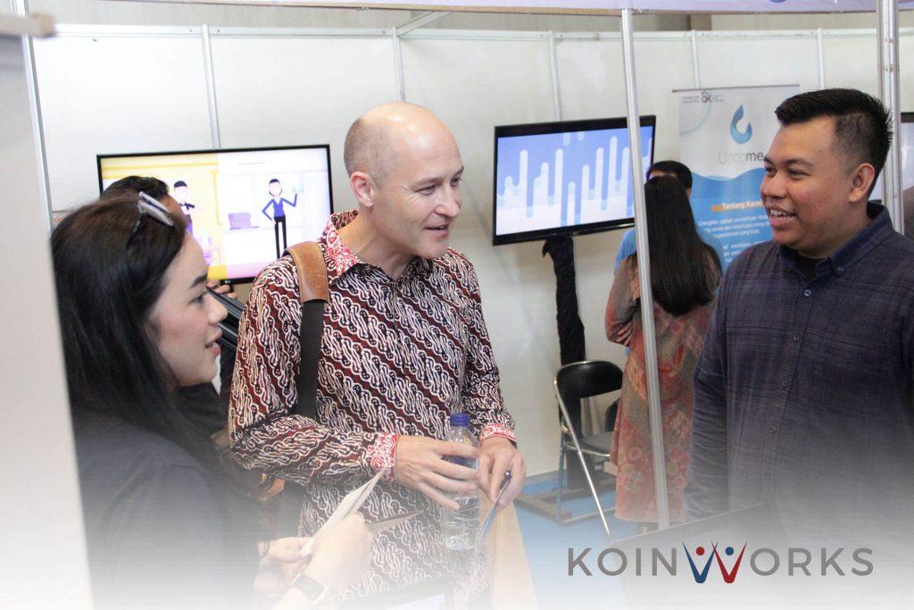 KoinWorks Berpartisipasi dalam Fintech Days 2019 Palembang