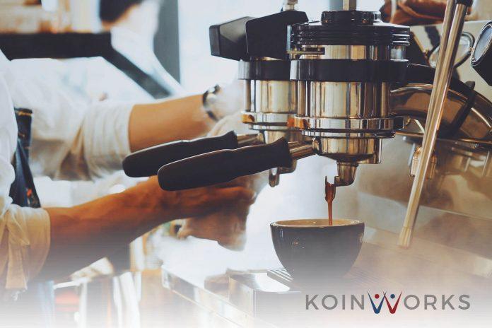 mesin pembuat kopi - bisnis musiman