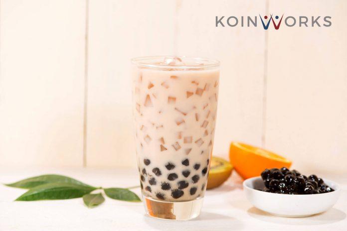 bubble tea - boba - teh susu - milk tea