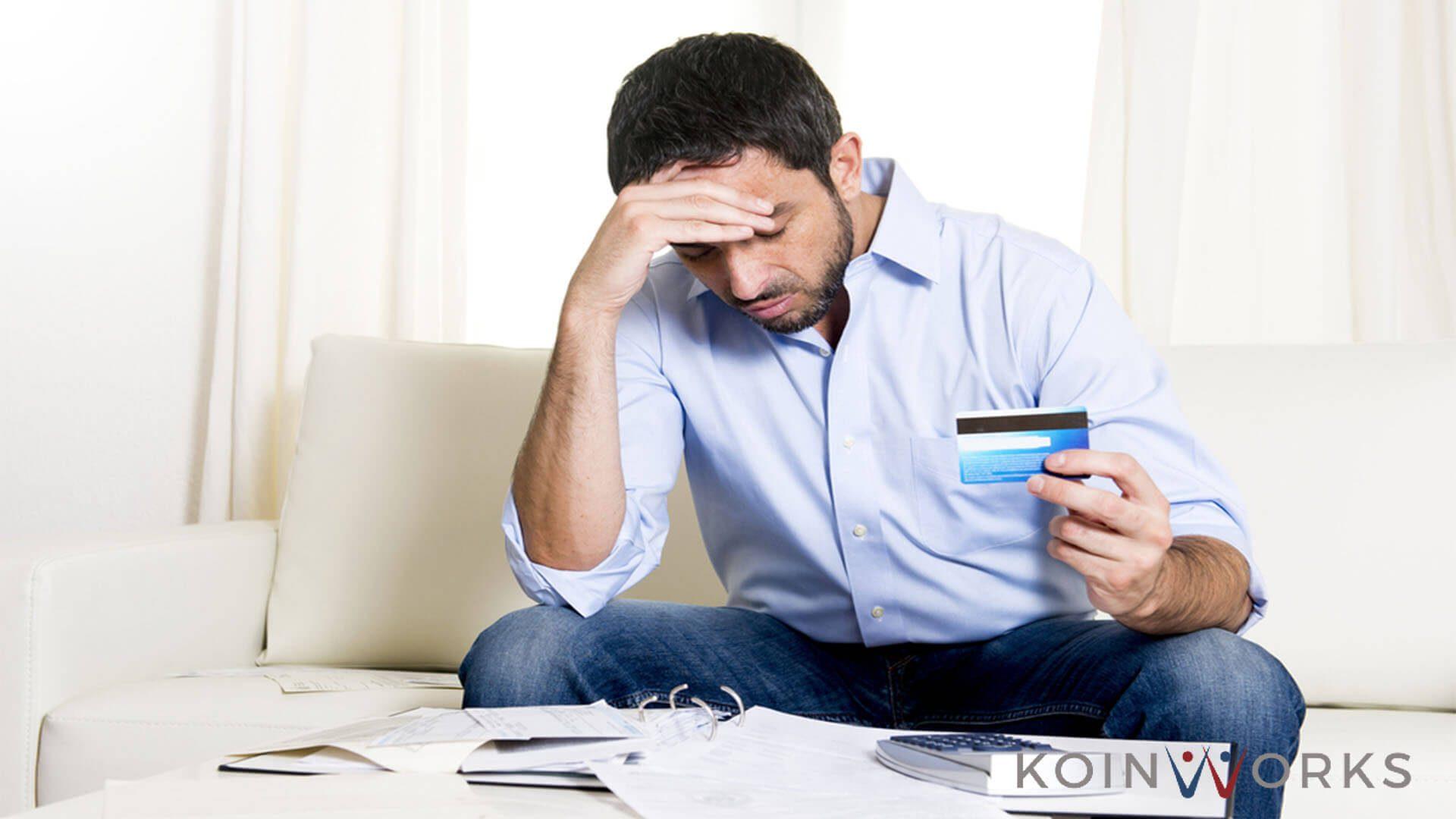 akibat-tidak bayar-kartu kredit-utang-stress-nunggak