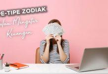 tipe zodiak mengatur keuangan
