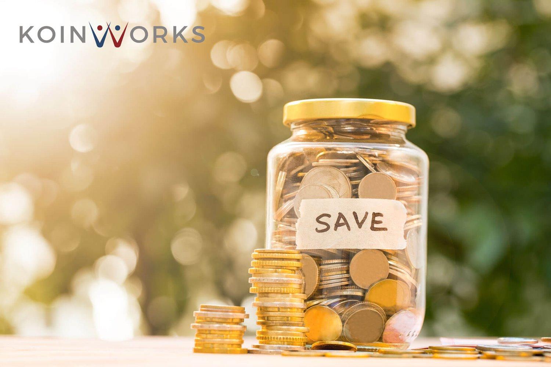 menabung-gaji - uang - sukses- mencatat pengeluaran-7 Keterampilan Uang Agar Kamu Bisa Pensiun Dini