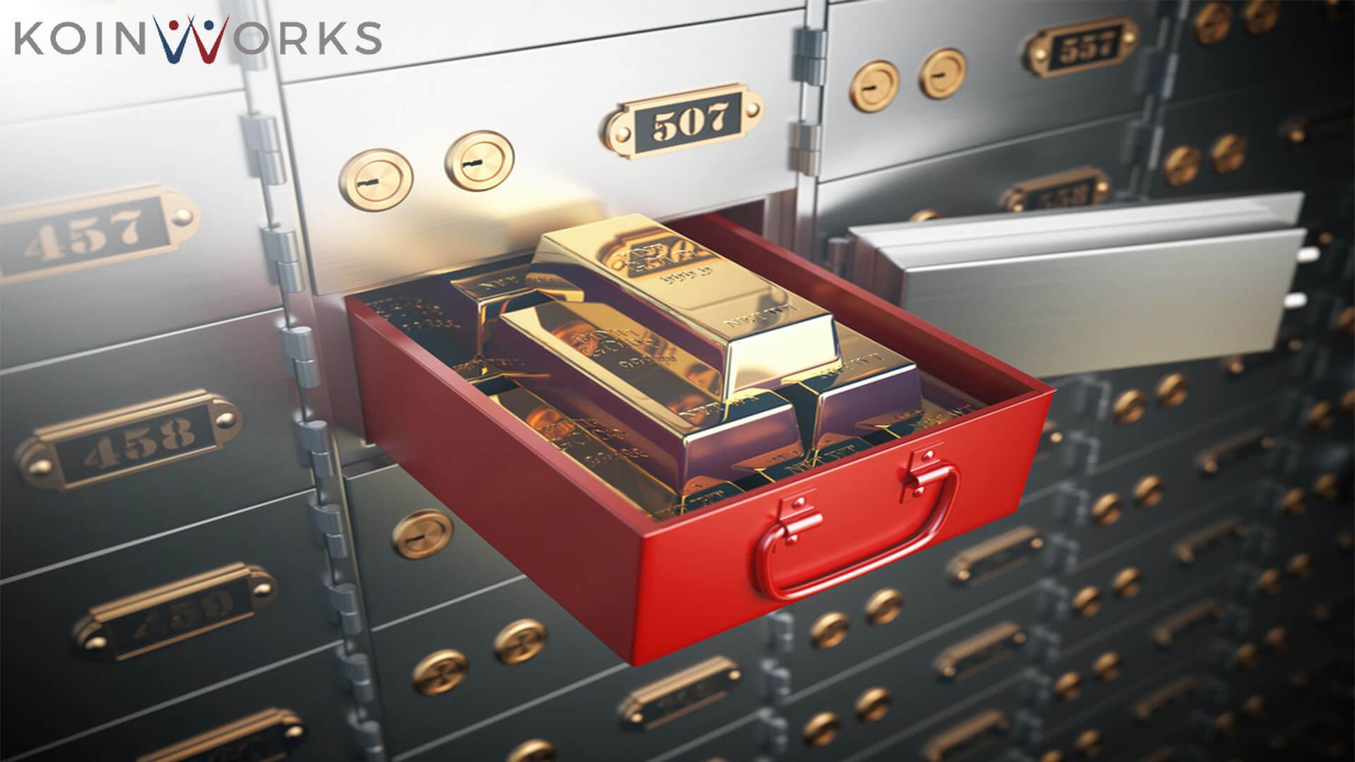 simpan-emas-aman-bank-safe-deposit-box-brankas-4 Cara Tepat Menyimpan Emas yang Mudah dan Aman