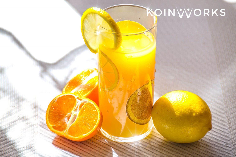 5 Bisnis Minuman Terlaris dengan Keuntungan Menjanjikan - jus buah