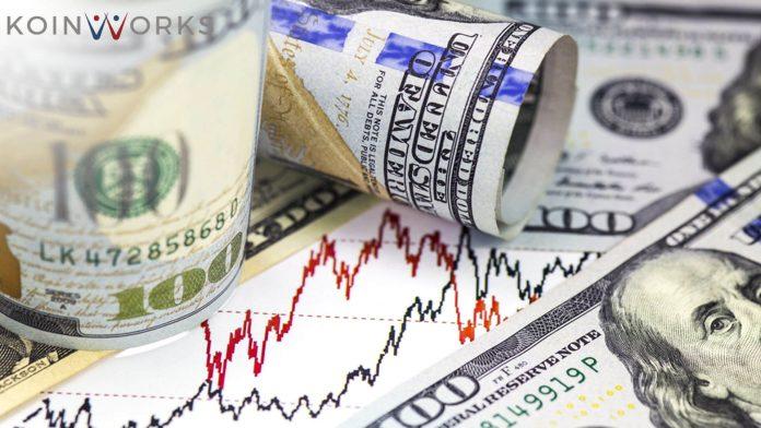 dollar-uang-meningkat-tingkat-mata uang-nilai