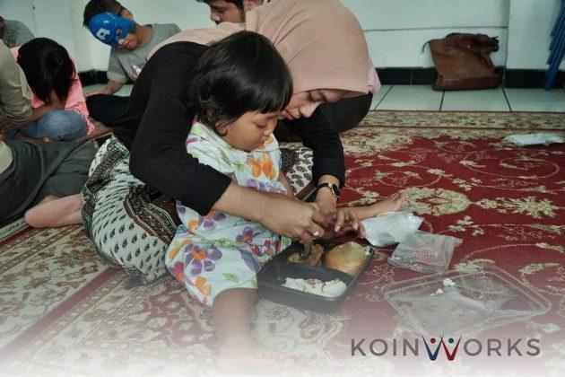KoinWorks Mengadakan Program CSR dalam Menyambut Hari Anak Nasional 2019