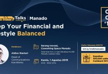 [#MoneyDiary Talks] Keep Your Financial and Lifestyle Balanced