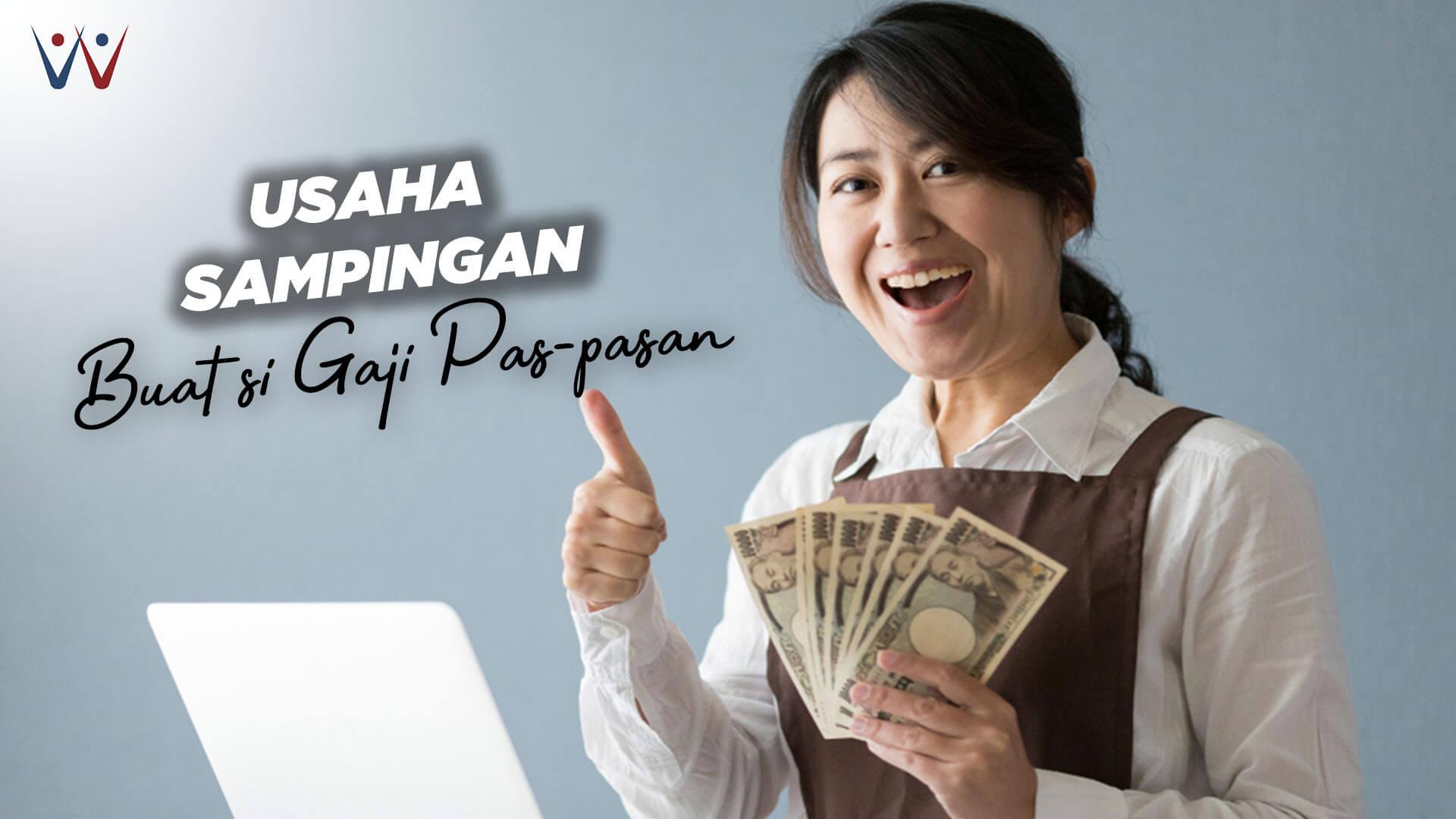 Usaha sampingan gaji pas-pasan (1)