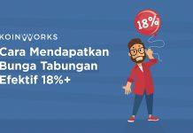 Cara Mendapat Bunga Tabungan Efektif 18%