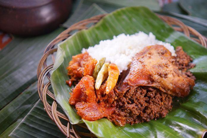 makanan khas jawa - gudeg - bisnis kuliner