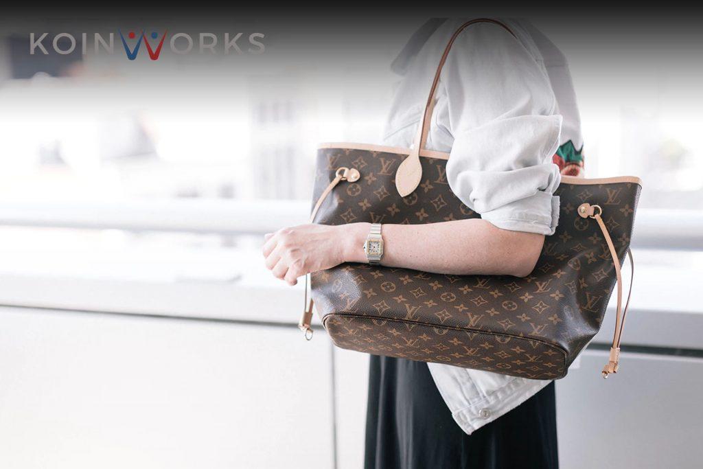 investasi tas mewah - merek - Louis Vuitton