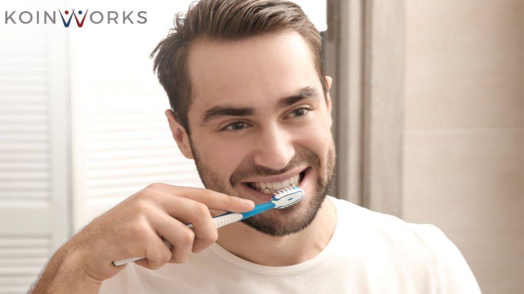 sikat gigi-rokok-cara-berhenti