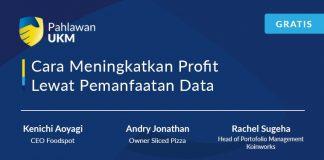 pahlawan ukm-Cara Meningkatkan Profit Lewat Pemanfaatan Data