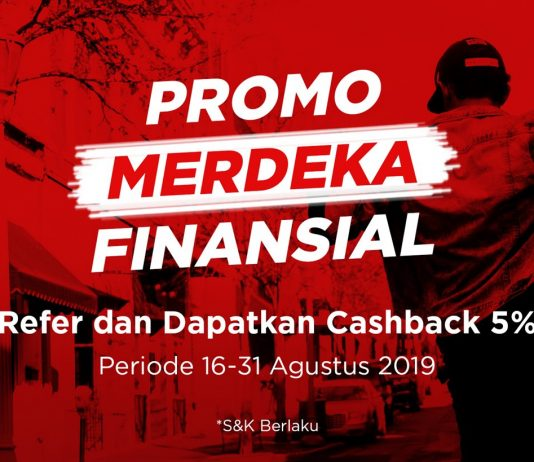 Promo merdeka finansial