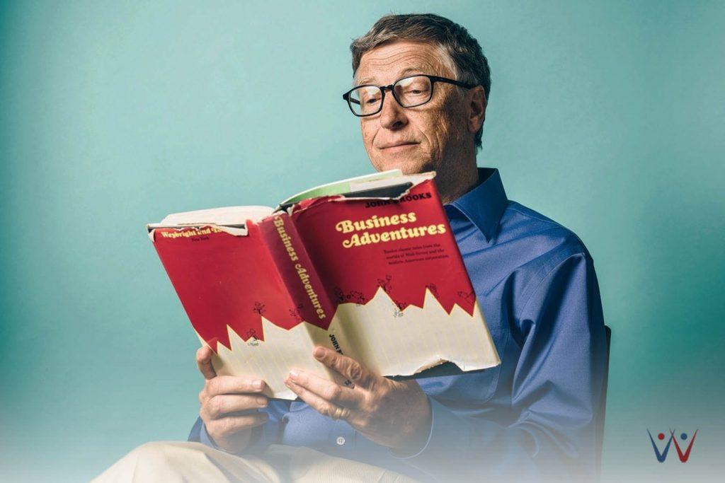 buku favorit orang sukses - bill gates - business adventures