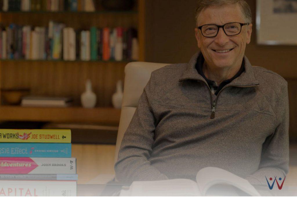 buku orang sukses - bill gates - the power of compete