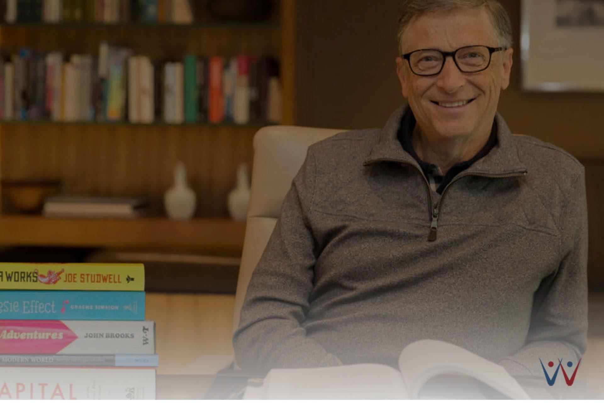 buku favorit orang sukses - bill gates - the power of compete