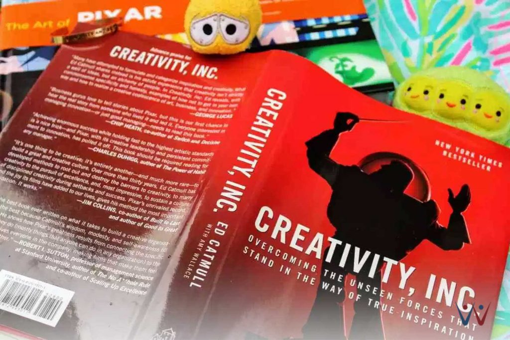 buku mark zuckerberg - creativity, inc
