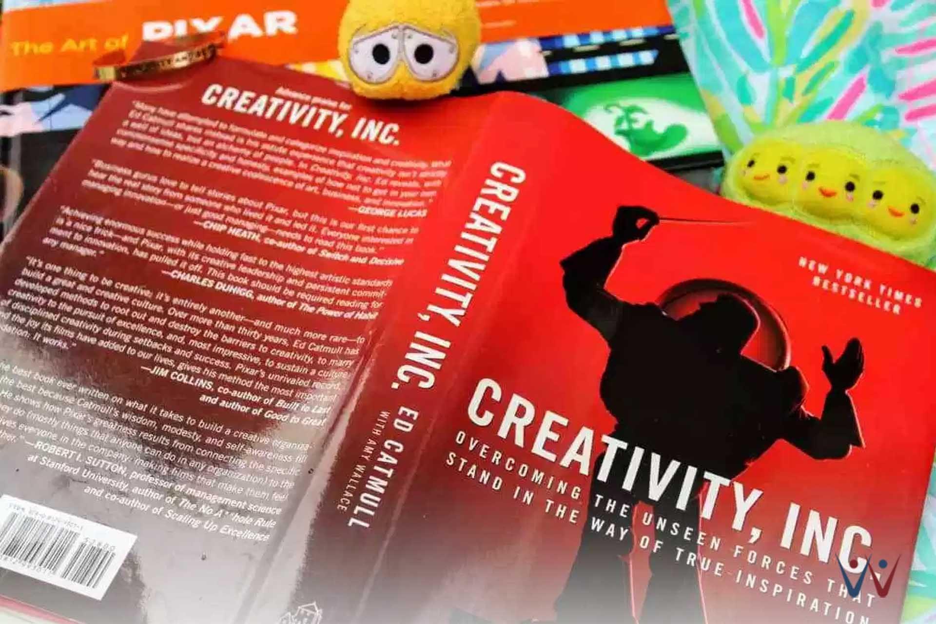buku favorit orang sukses - mark zuckerberg - creativity, inc