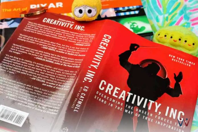 buku favorit orang sukses - mark zuckerberg - creativity, inc