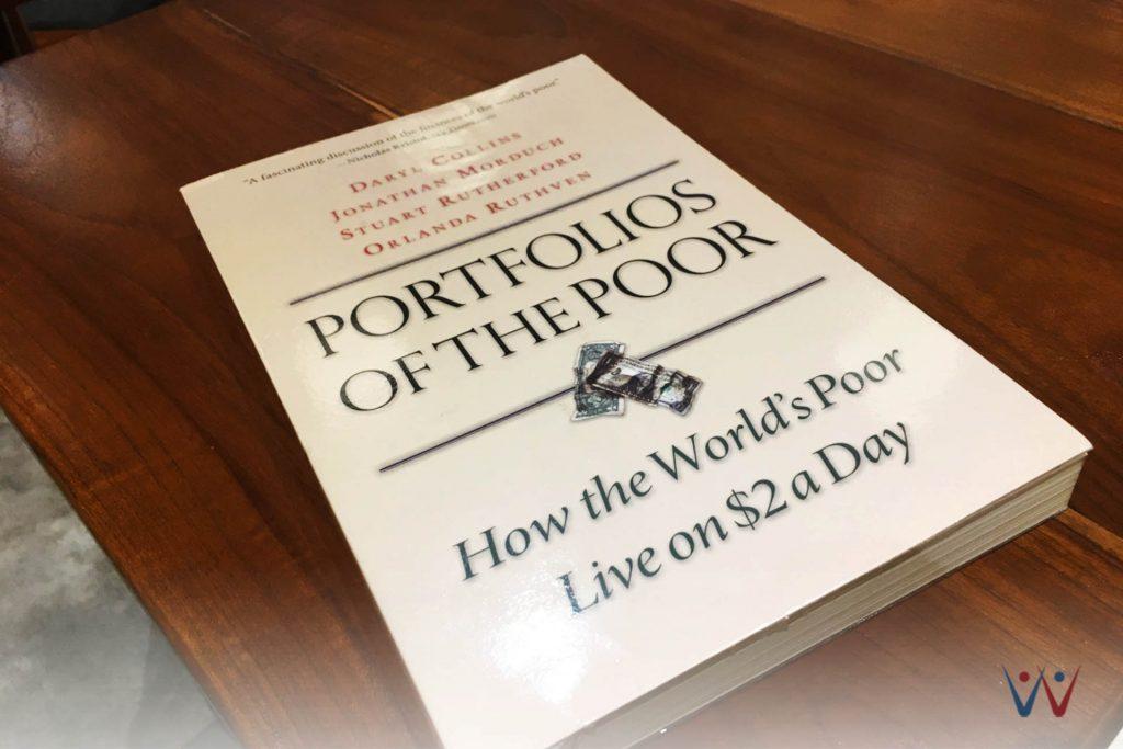 buku favorit - mark zuckerberg - portofolios of the poor