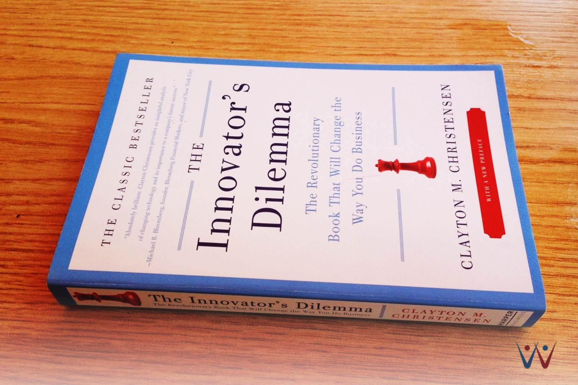 buku favorit steve jobs - the innovator's dilemma