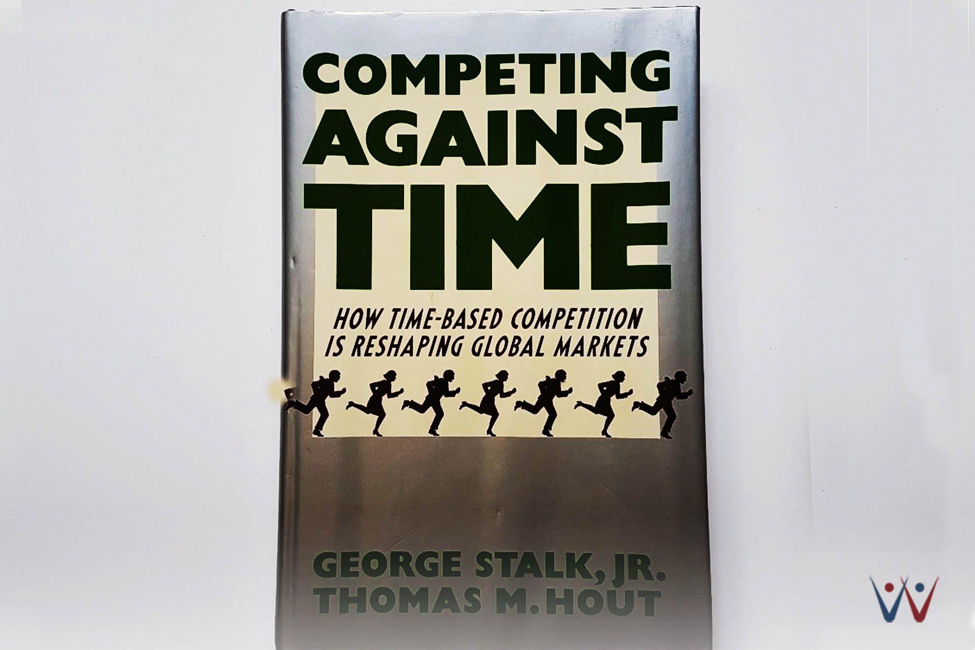 buku favorit tim cook - competing against time