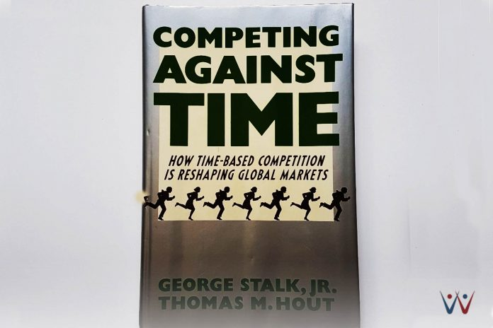 buku favorit tim cook - competing against time
