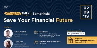moneydiary-talks-save-your-financial-future-mdt-samarinda