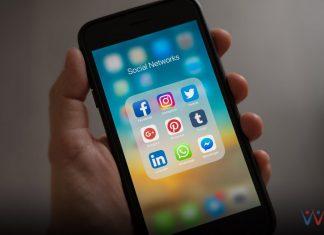 saham media sosial - 2020