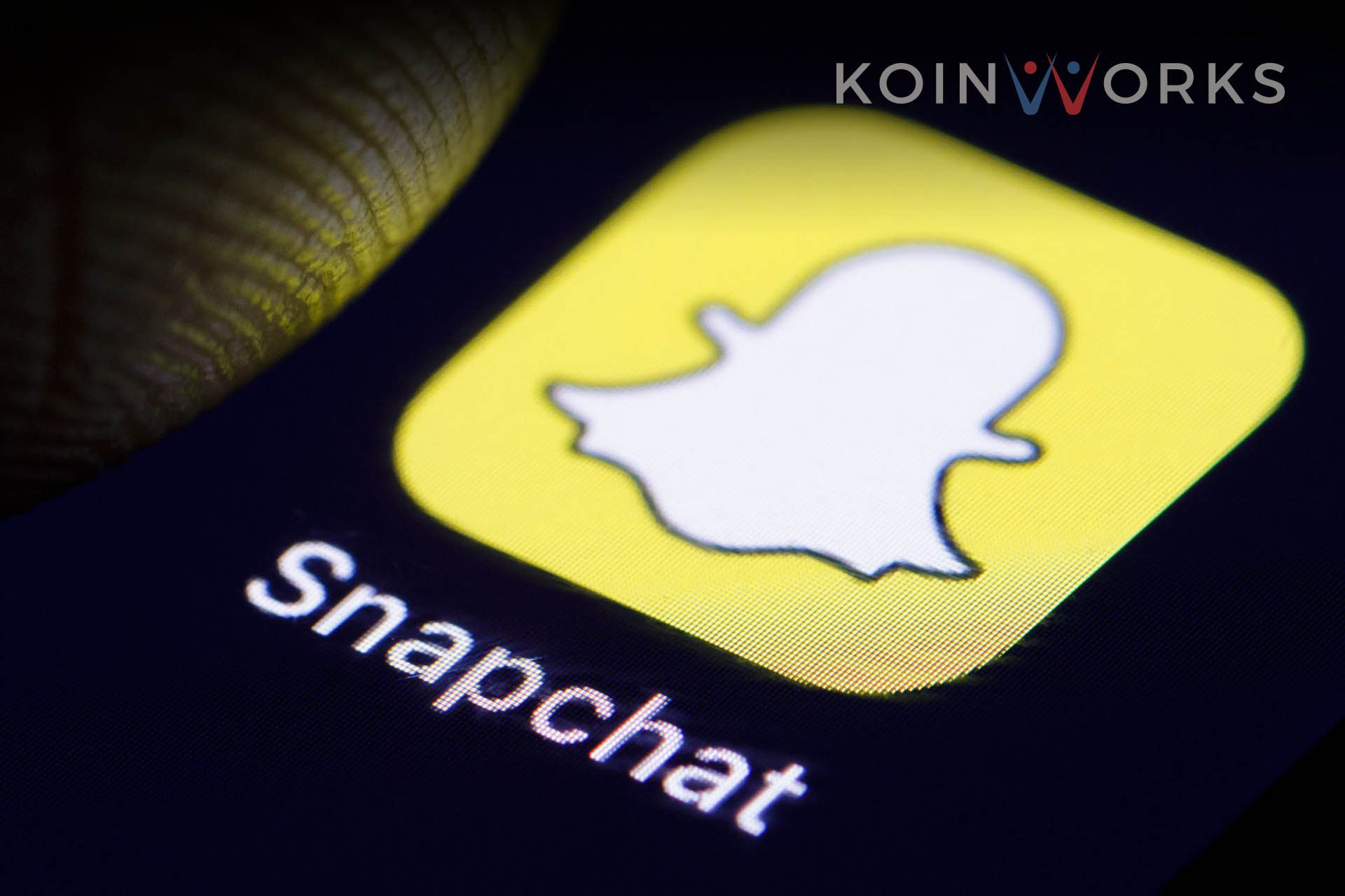 saham media sosial - snapchat
