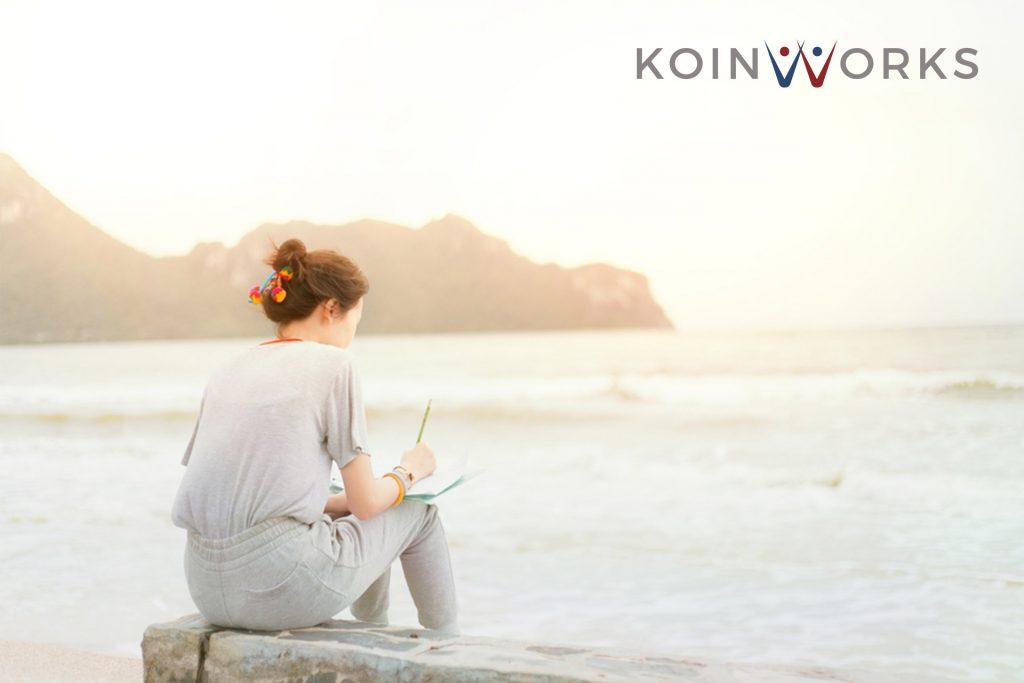 bisnis menguntungkan - travel writer