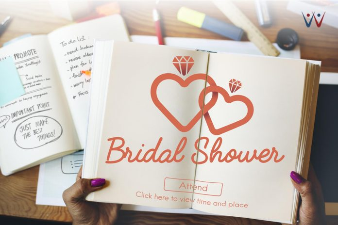 bridal shower -
