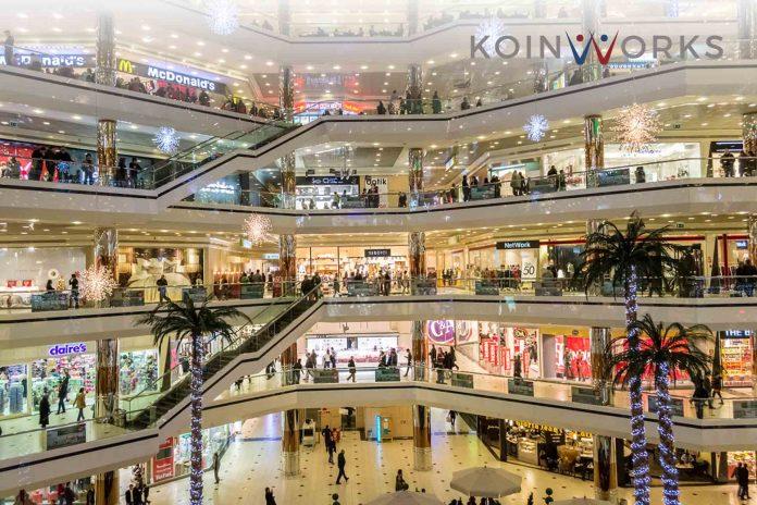 fenomena setelah gajian - mall penuh
