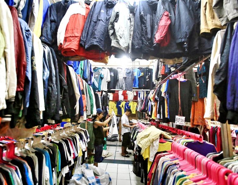 bisnis-modal keci;-minim-baju bekas-untung besar