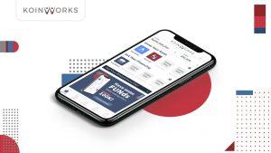 koinworks super financial app